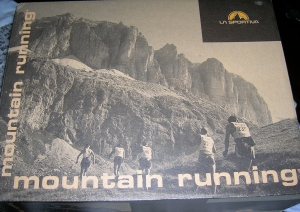 Photo on the cover of the La Sportiva Wildcat shoes