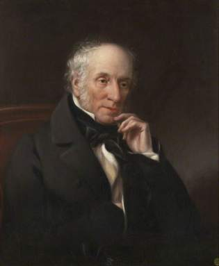 William Wordsworth. (c) The Wordsworth Trust; Supplied by The Public Catalogue Foundation