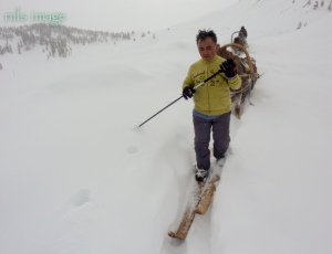 Ski-shoeing In the Altai Mountains (https://altaiskis.wordpress.com/, Nils Image)
