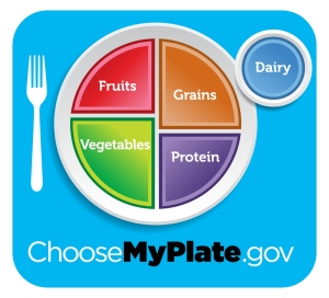 USDA foot recommendations (http://www.choosemyplate.gov/)